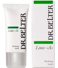 Kup Bakteriostatyczna maska do skóry problematycznej - Dr.Belter Line A Packung Mask
