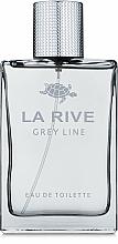 La Rive Grey Line - Woda toaletowa — фото N2