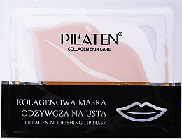 Kup Kolagenowa maska odżywcza na usta - Pilaten Collagen Nourishing Lip Mask