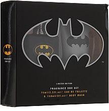 Kup DC Comics Batman - Zestaw (edt/75ml + sh/gel/150ml)