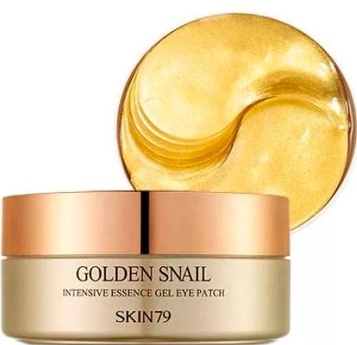 Intensywne żelowe płatki pod oczy - Skin79 Golden Snail Intensive Essence Gel Eye Patch — фото N1