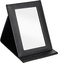 Kup Lusterko kosmetyczne w formie ksiązki, czarne - MakeUp Tabletop Cosmetic Mirror Black