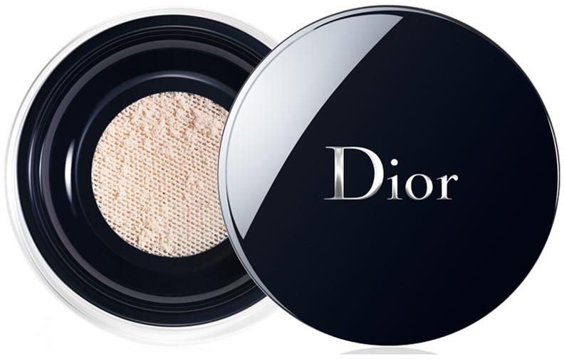 Sypki puder do twarzy - Dior Diorskin Forever Ever Control Powder — фото N1