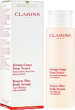 Kup Regenerujące serum do ciała - Clarins Renew-Plus Body Serum