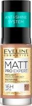 Kup Matujący podkład kryjący - Eveline Cosmetics Matt Pro Expert
