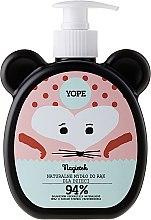 Kup Naturalne mydło do rąk dla dzieci - Yope Nagietek