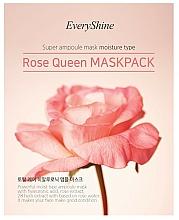 Kup Nawilżająca maseczka w płachcie do twarzy - EveryShine Rose Queen Mask Pack