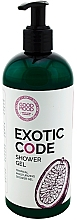 Kup Nawilżający żel pod prysznic do skóry suchej i normalnej - Good Mood Exotic Code Shower Gel