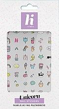 Kup Naklejki na paznokcie - Hi Hybrid Unicorn Nail Stickers