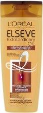 Kup Nadzwyczajny szampon odżywczy do włosów - L'Oreal Paris Elseve Extraordinary Oil Nourishing Cream Shampoo