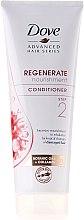 Kup Regenerująca odżywka do włosów zniszczonych - Dove Advanced Hair Series Regenerate Nourishment Conditioner Step 2