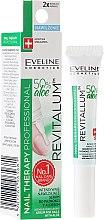 Kup Intensywnie nawilżające serum do paznokci z aloesem - Eveline Cosmetics Nail Therapy Professional Serum Aloe Conditioner