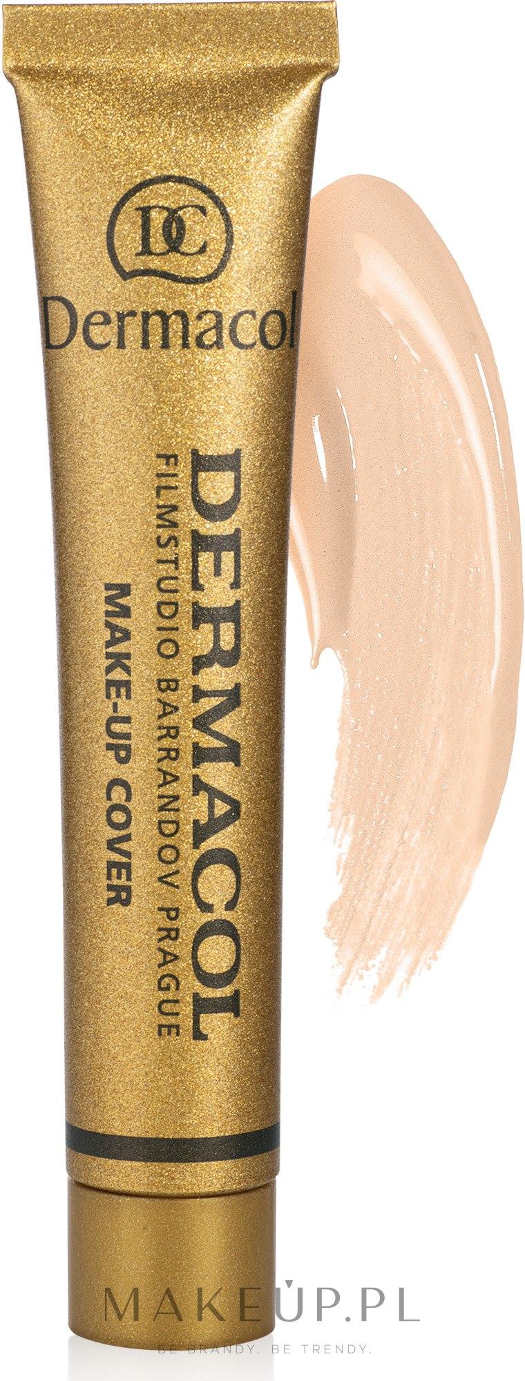 Kryjący podkład do twarzy - Dermacol Make-Up Cover — фото 207