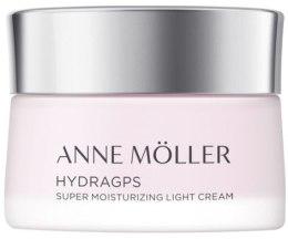 Kup Nawilżający krem do twarzy - Anne Moller HydraGPS Super Moisturizing Light Cream