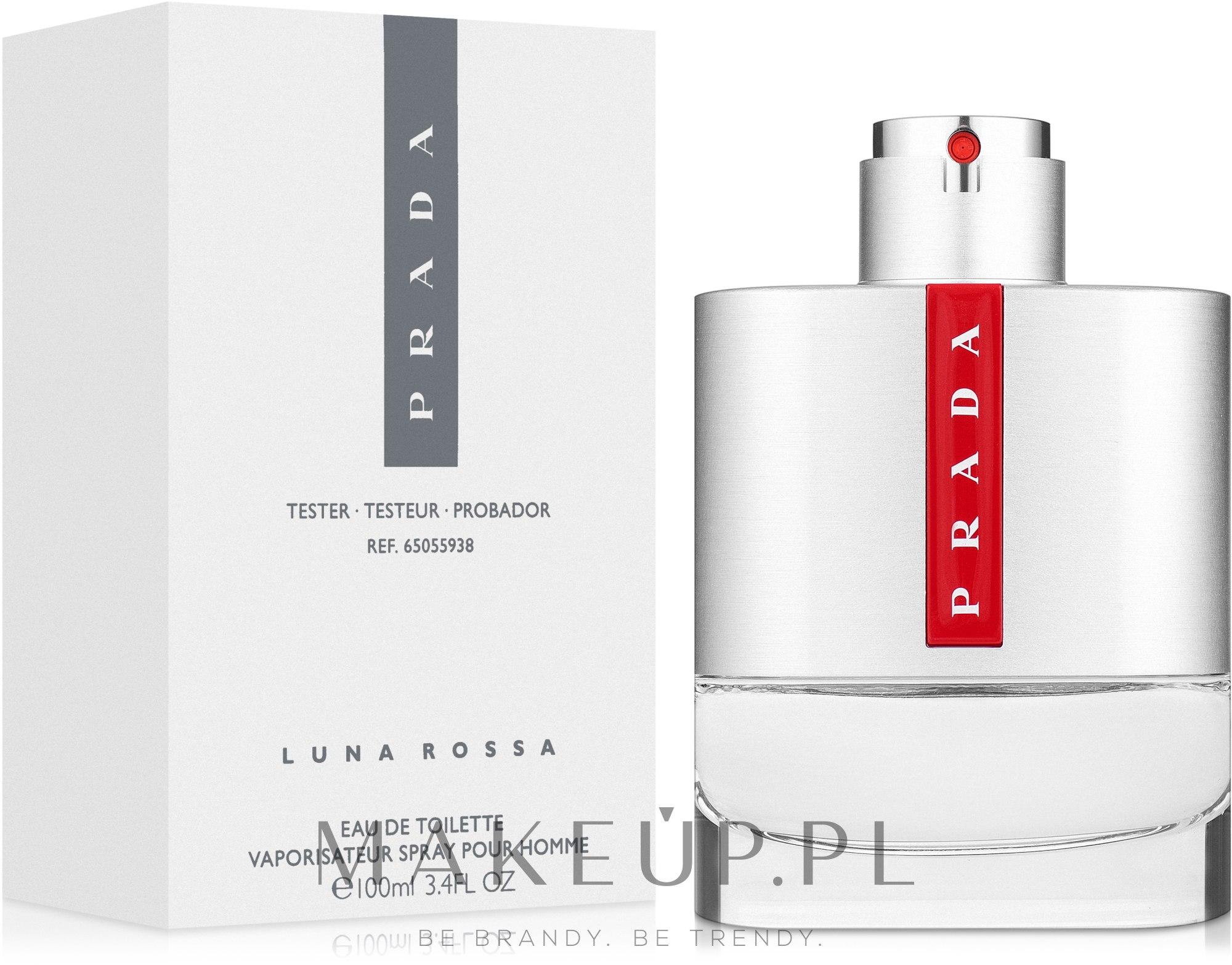 Prada Luna Rossa - Woda toaletowa (tester) — фото 100 ml