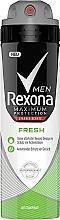 Kup Dezodorant w sprayu dla mężczyzn - Rexona Maximum Protection Fresh Men Deospray