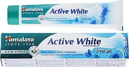Kup Pasta do zębów - Himalaya Herbals Active White Fresh Gel