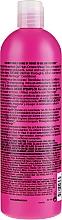 Nabłyszczający szampon do włosów - TIGI Bed Head Recharge High-Octane Shine Shampoo — фото N4
