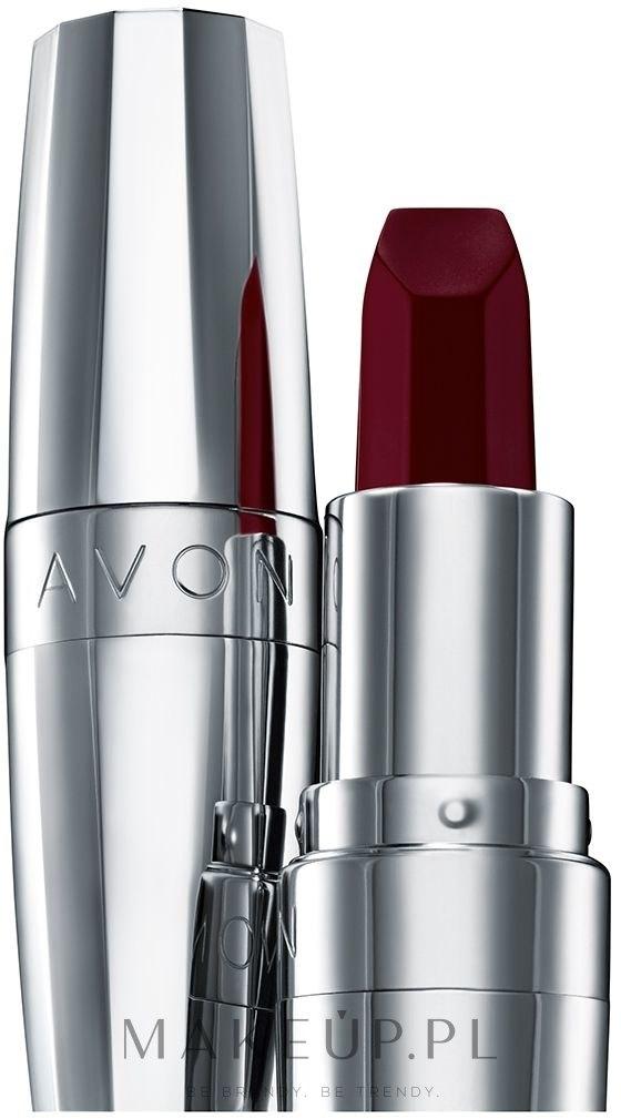 Matowa szminka do ust - Avon Matte Legend Lipstick — фото Crave