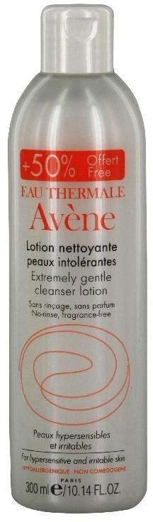 Oczyszczająca woda do twarzy dla skóry alergicznej - Avene Extremely Gentle Cleanser Lotion — фото N1