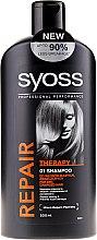 Kup Szampon do włosów suchych i zniszczonych - Syoss Repair Therapy