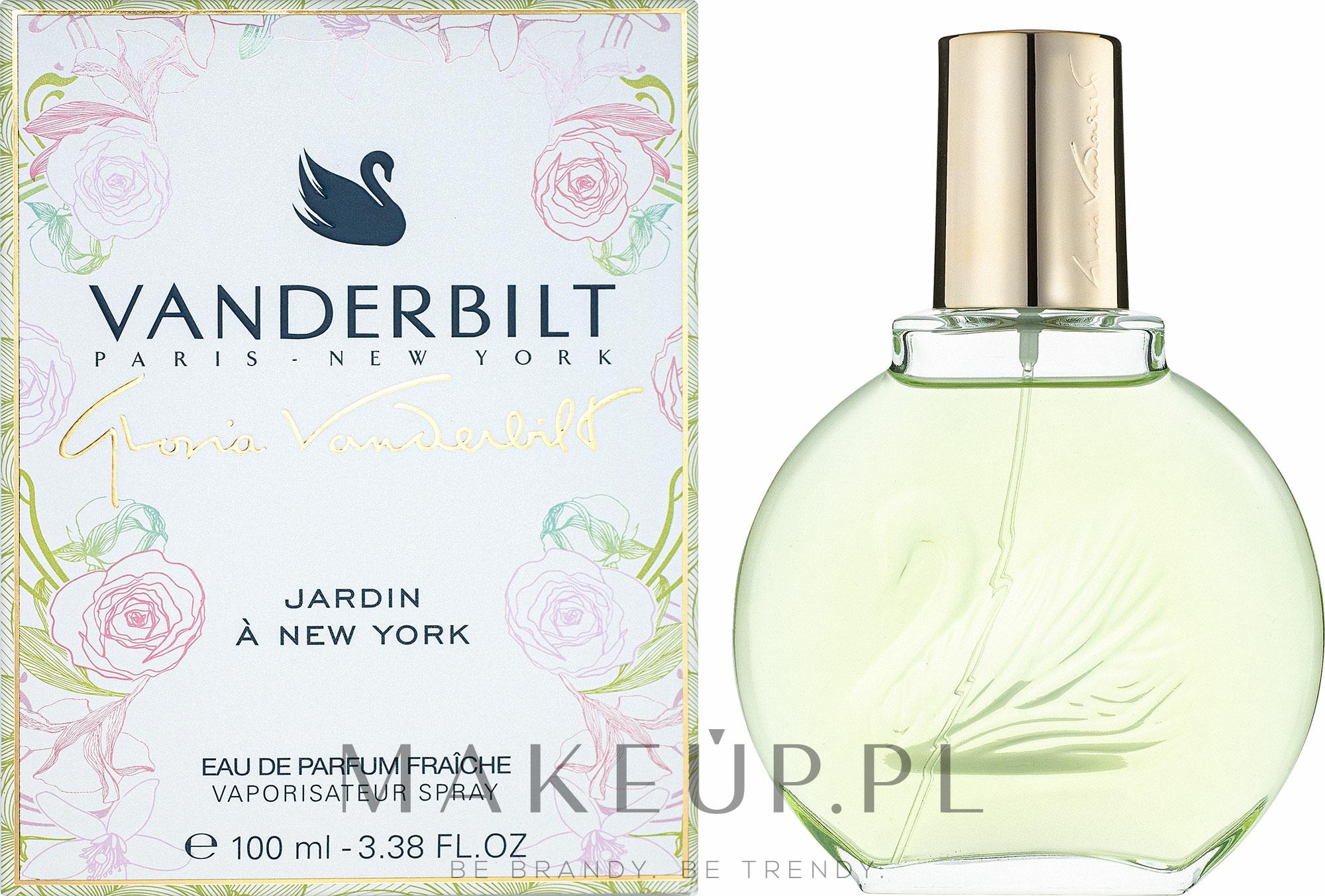Gloria Vanderbilt Jardin A New York - Woda perfumowana — фото 100 ml