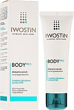 Kup Aktywne serum na zrogowacenia do twardej i zgrubiałej skóry stóp - Iwostin Body Pro Serum