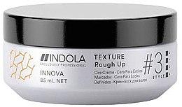 Kup Teksturyzujący krem-wosk do włosów - Indola Innova Texture Rough Up