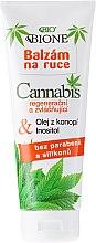 Kup Balsam do rąk z olejem konopnym - Bione Cosmetics Cannabis Hand Balm