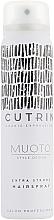 Kup Bardzo mocny lakier do włosów - Cutrin Muoto Extra Strong Hairspray