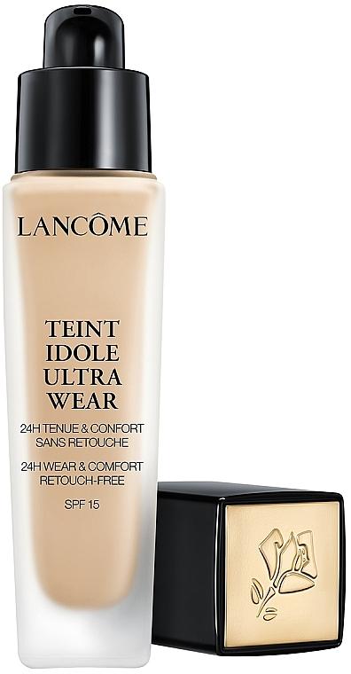 Długotrwały podkład do twarzy - Lancôme Teint Idole Ultra Wear SPF 15 — фото N2