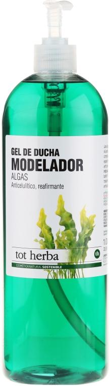 Modelujący żel pod prysznic z algami - Tot Herba Shower Gel  — фото N2