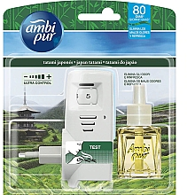 Kup Zestaw odświeżacz powietrza + wkład - Ambi Pur (diffuser/1szt+refill/21.5ml)
