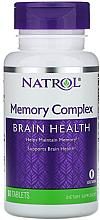 Kup Kompleks wspomagający pamięć - Natrol Memory Complex