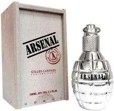 Kup Gilles Cantuel Arsenal Platinium - Woda perfumowana