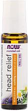 Kup Olejek na ból głowy, roll-on - Now Foods Essential Oils Head Relief Roll-On