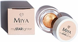 Kup Rozświetlacz do twarzy - Miya Cosmetics mySTARlighter