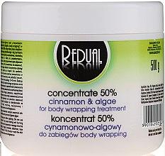 Kup Cynamonowo-algowy koncentrat 50% do zabiegów body wrappingu - BingoSpa Redual Concentrate 50% of The Cinnamon-Algae Treatment Body Wrapping