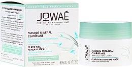 Kup Oczyszczająca maska mineralna z antyoksydantami i białą herbatą - Jowaé Masque Clarifying Mineral Mask