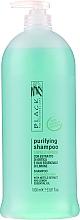Kup Oczyszczający szampon normalizujący do włosów tłustych - Black Professional Line Sebum-Balancing Shampoo