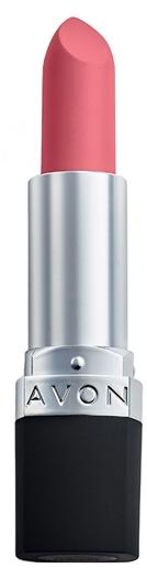 Delikatna matowa szminka do ust - Avon Delicate Matte