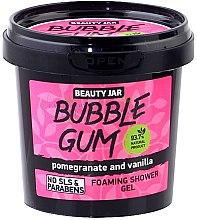 Kup Żel pod prysznic z wanilią i granatem - Beauty Jar Bubble Gum Foaming Shower Gel