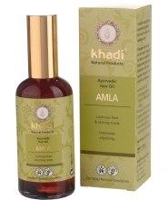 Kup Ajurwedyjski olejek do włosów Amla - Khadi Ayurvedic Amla Hair Oil