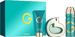 Kup Emper G Pour Femme - Zestaw (edp 100 ml + deo 200 ml + b/lot 100 ml)