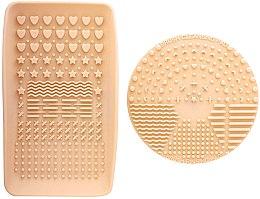 Kup Panel do czyszczenia pędzli - Nanshy Makeup Brush Cleaning Pad & Palette