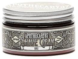 Kup Krem do golenia - Apothecary 87 Shave Cream