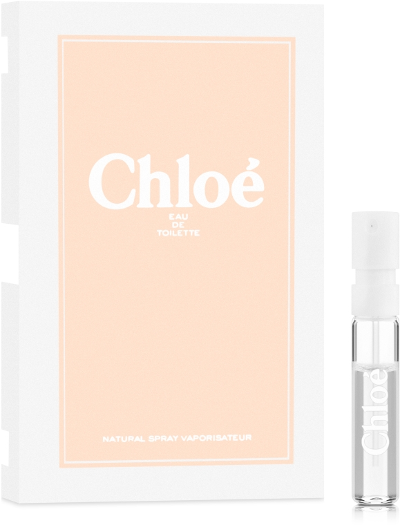 Chloe Eau de Toilette - Woda toaletowa (próbka)