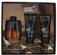 Kup Montblanc Legend Night - Zestaw (edp 100 ml + sh/gel 100 ml + ash/balm 100 ml)