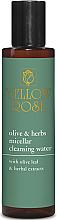 Kup Woda micelarna z oliwą i ziołowymi ekstraktami - Yellow Rose Olive & Herbs Micellar Cleansing Water