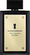 Antonio Banderas The Golden Secret - Woda toaletowa — фото N1
